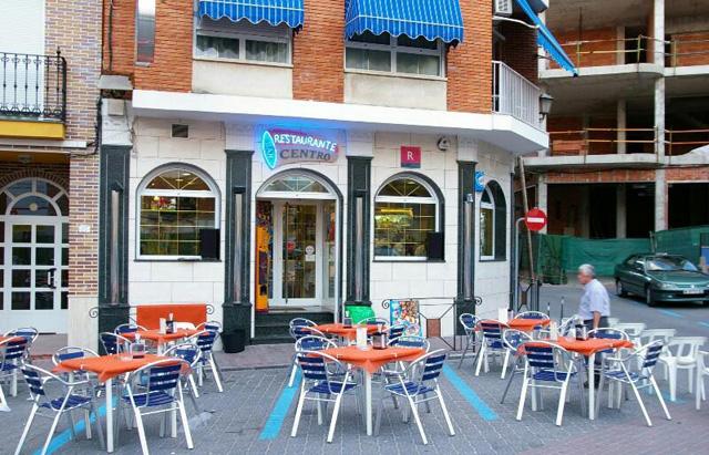 Restaurante Centro RESTAURANTES